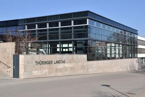 Die Mitglieder des Thüringer Landtags debattierten über ein Energieeffizienzgesetz.