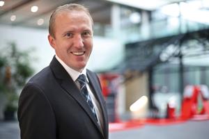 Martin Hackl, Spartenleitung Solar Energy, Fronius International GmbH, stellte sich den Fragen der tab-Redaktion.