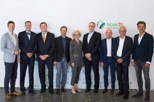 Das DGNB-Präsidium 2017  (Foto: DGNB)