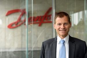 Kim Fausing übernahm zum 1. Juli 2017 die Funktion des Präsidenten und CEO von Danfoss. Zuvor war er neun Jahre der COO des dänischen Heizungsspezialisten gewesen. (Foto: Danfoss)