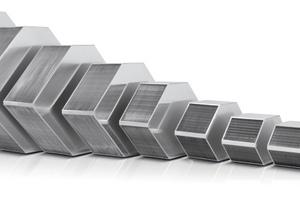 Holmak bietet Gegenstrom-Wärmetauscher aus Aluminium und ...<br />