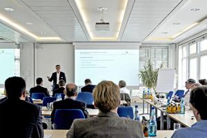 Dipl.-Ing. Jan Heckmann informierte über die neue BTGA-Regel 3.003.