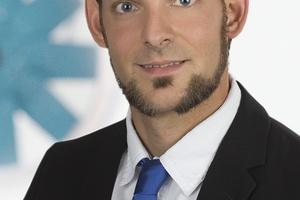 Maximilian Hornoff ist Außendienstmitarbeiter für die Region Südwestbayern (Großraum München, Augsburg und Ulm) der Systemair GmbH.  (Foto: Systemair)