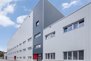 """<div class=""""99 Bildunterschrift"""">Für das neue Werk des Automobilzulieferers SMP in Schierling übernahm Gammel Engineering die Planung für die komplette Technische Gebäudeausrüstung</div>"""
