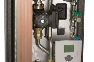 """Mit den Frischwarmwasserstationen """"TacoTherm Fresh Mega2"""" und """"TacoTherm Fresh Mega2 X"""" stehen leistungsstarke Ausführungen für großen Warmwasserbedarf sowie für hohe Gleichzeitigkeit zur Auswahl.<br />"""