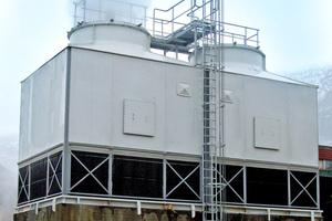 Verdunstungs-kühlanlagen müssen hygienegerecht betrieben werden.