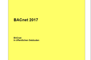 """Empfehlung """"BACnet 2017"""""""