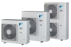 """Die """"Sky Air A""""-Serie umfasst die """"Advance""""-Serie und die """"Alpha""""-Serie mit Modellen in Leistungsgrößen von 6,8 kW bis 13,4 kW.<br />"""