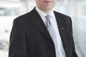 Dr. Matthias Döppe ist seit 1. Oktober 2017 Leiter Entwicklung der AL-KO Lufttechnik.   Foto: AL-KO