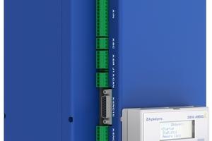"""Frequenzumrichter """"ZAdynpro"""" für Aufzugsanlagen"""