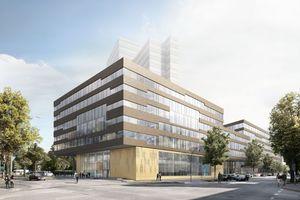 Das Haus der Erde ist der im Bau befindliche Neubau für das Institut für Geowissenschaften und Klimaforschung der Universität Hamburg.