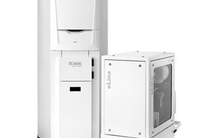 """Remeha ergänzt mit dem """"Calenta eLina 390"""" und 2 kW bzw. 2,6 kW elektrischer Leistung seine Mini-BHKW-Systeme."""