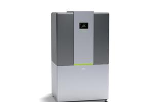 """Luft-/Wasser-Wärmepumpe """"x-change dynamic"""""""
