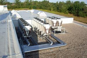 Größere Klimaanlagen müssen alle zehn Jahre energetisch inspiziert werden.
