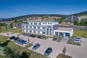 Die neue Kälte-Klima-Firmenzentrale in Hameln