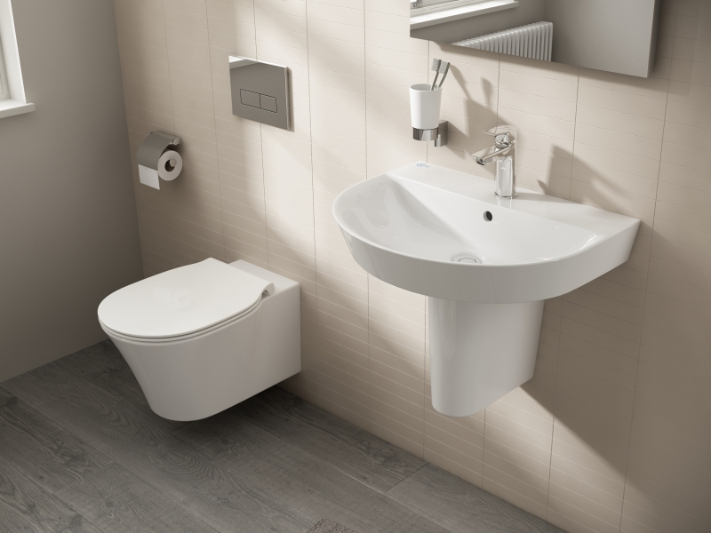 tab themen sanit r produkte schmalwandige becken. Black Bedroom Furniture Sets. Home Design Ideas