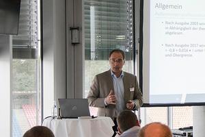 Jürgen Langensiepen, Vertriebsleiter von ETU<br />