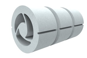 """Das """"K3""""-Schalldämm-Element senkt in den dezentralen Lüftern """"Zewo SmartFan"""" und """"Zewo ObjektFan"""" den Schalldruckpegel je nach Stufe um 3 bis 5 dB(A).<br />"""