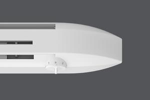 """Der """"Aeromat midi HY 3F"""" verfügt über einen praktischen Drehschalter, der Endanwendern zusätzliche manuelle Steuerungsmöglichkeiten bietet.<br />"""