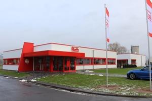 Bereits im November 2017 konnten die Mitarbeiter von Roth Plastics Technology ihre Büros im neuen Gebäude beziehen.  Foto: Roth Werke