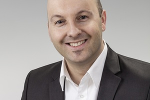Philipp Riegger, Leiter Objektmanagement Business Unit Sanitär der Kermi GmbH  Foto: Kermi