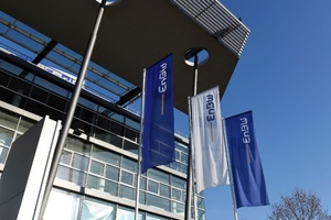 Der EnBW-Konzernsitz in Karlsruhe  Foto: Artis-Uli Deck/Apleona