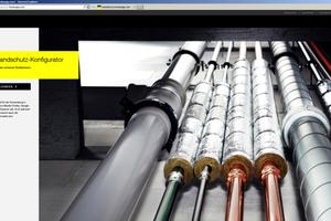 Brandschutztechnisch abnahmesichere, geprüfte Schachtbelegungen können mit dem Viega-Tool auch online konfiguriert werden.