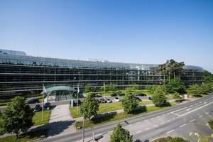 Der Air Campus in Nürnberg    Foto: Watermark