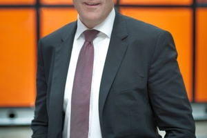 Frank Ernst, neuer Vorsitzender des Herstellerverbandes Raumlufttechnische Geräte e.V.