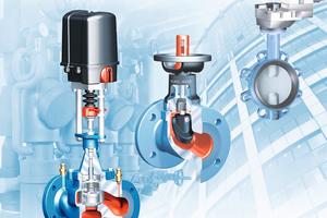 Ventile zum Regeln, Absperren, Sichern und Abgleichen in der Gebäudetechnik bietet ARI z.B. für die Kaltwasser- und Klimatechnik.
