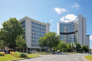 """Apleona baut das Essener Bürogebäude """"Freiheit 1"""" für Großmieter aus.  Foto: krischerfotografie"""