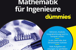Das Übungsbuch Mathematik für Ingenieure für Dummies liefert ...<br />
