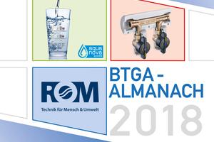 """Im """"BTGA-Almanach 2018"""" werden aktuelle Trends der TGA-Branche präsentiert.<br />"""
