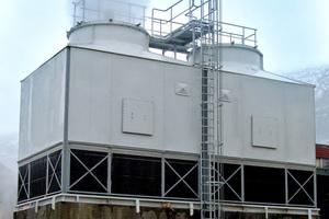 Verdunstungskühlanlagen müssen hygienegerecht betrieben werden.<br />