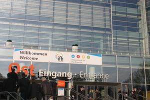 Vom 10. bis 13. April 2018 findet die IFH/Intherm in Nürnberg statt.