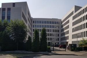 Das neue Kessel-Kundenforum in Dortmund liegt gegenüber der Westfalenhalle und ist auch mit öffentlichen Verkehrsmitteln gut zu erreichen. Foto: Kessel AG