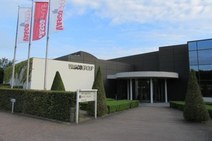 Die Vasco Group Headquarters in Dilsen (BE)  Foto: Vasco Group