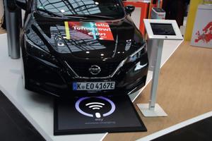 Das berührungsfreie Laden von Energiespeichern ist eine große Herausforderung im Bereich der Elektromobilität.