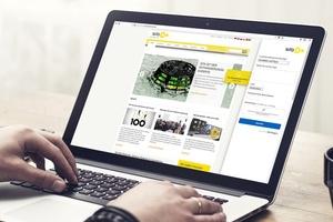 """Das """"SitaChat""""-Portal lässt sich mit einem Klick über die Sita-Website öffnen. Foto: Sita"""