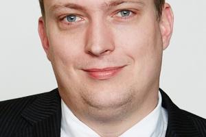 Denny Kaulfuß übernimmt die Vertriebsleitung Filtertechnik.   Foto: Trox