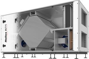"""Die Standgeräte der """"Air1 XH""""-Serie sind für die Innen- und Außenaufstellung geeignet.<br />"""