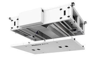 """Kompakt, frei zugänglich und modular erweiterbar – die Deckengeräte """"Air1 XC"""".<br />"""