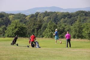 Das 2. TGA-Golfturnier fand in Bayreuth statt.