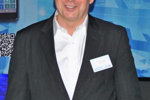 Tag der Deutschen Bauindustrie 2018: Thomas Wolf, CEO RIB Software, kennt die globale Welt und fordert einen digitalen Masterplan für das Bauwesen in Deutschland.