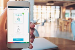 """Die """"Project Assistant""""-App von Bosch"""