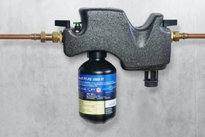 """Speziell für kleinere Objekte hat perma-trade Wassertechnik mit der """"PT-AB 20S"""" eine entsprechend angepasste Nachspeisestation ins Produktportfolio aufgenommen."""