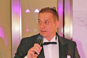 Der neue stellvertretende Vorsitzende Stefan Portz