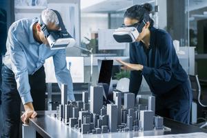 """Im Projekt """"techFM4.0"""" werden Lösungsansätze für einen effizienteren Betrieb von Gebäuden entwickelt."""