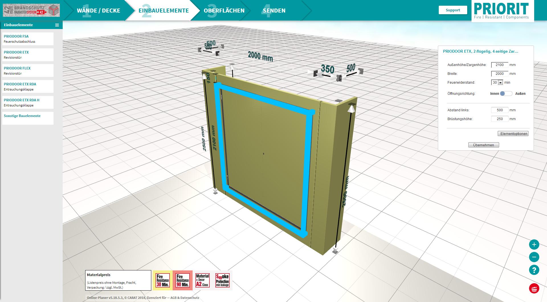 Tab Service Download Center 3d Online Planungstool Von Priorit