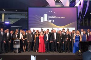 Symbolbild: Die Gewinner des Deutschen Rechenzentrumspreises 2018 Foto:Bildmaterial von der Gala zum Deutschen Rechenzentrumspreis 2018